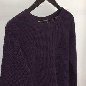 Waffle Knit Aritzia Sweater